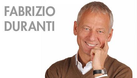 Fabrizio Duranti: ecco le mie regole per vivere a lungo
